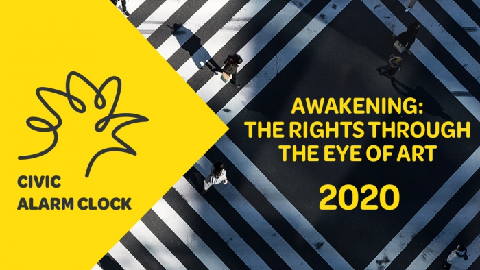 Apply for the CIVIC ALARM CLOCK 2020 Competition for Socially Engaged Art