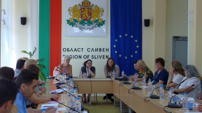 Социалното предприемачество – инструментът, даващ хоризонт пред обезкуражените млади хора в област Сливен