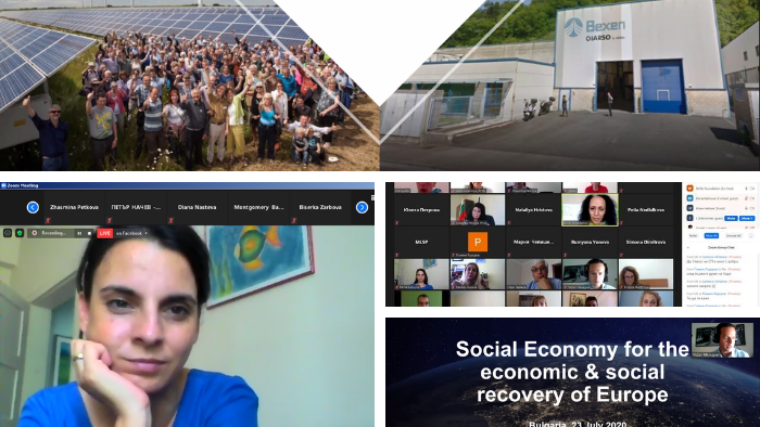 """""""It's Great to Do Business Which Helps Other People!"""" – the Message of the Forum Dedicated to the Social Economy"""