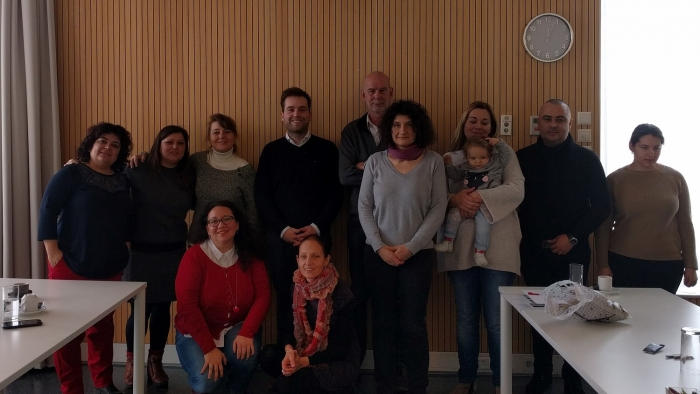 Lab4e: From Bulgaria to the Netherlands and back