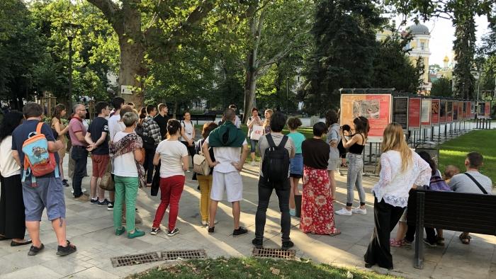 Изложба за съБуждане – за да видим правата си през погледа на изкуството