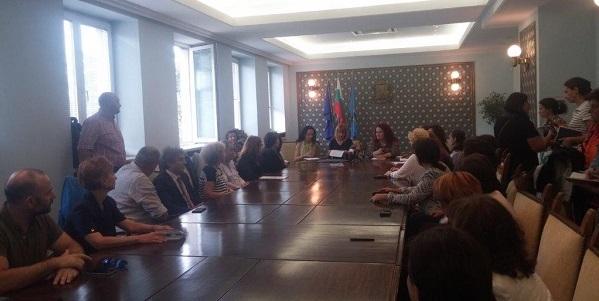 Споразумение за сътрудничество между граждански организации и Столична община в сферата на социалните услуги
