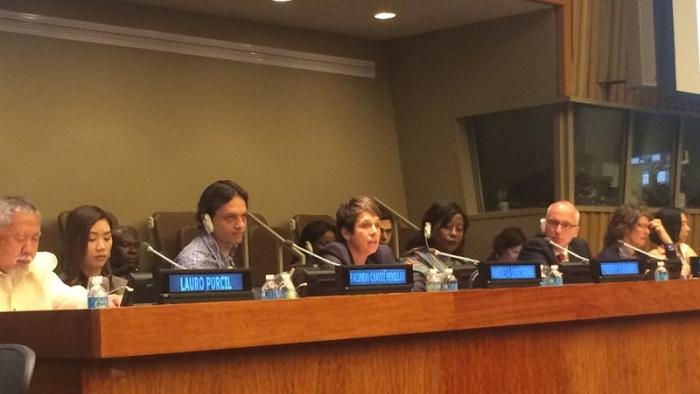БЦНП представи в ООН дейността си по правата на хората с увреждания