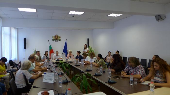 Социални предприятия от Хитрино и Каспичан ще осигурят заетост на обезкуражени младежи от област Шумен