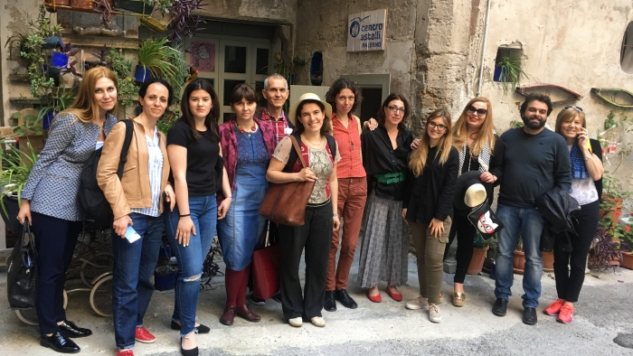 Lab4e in Palermo: Diversity is a key