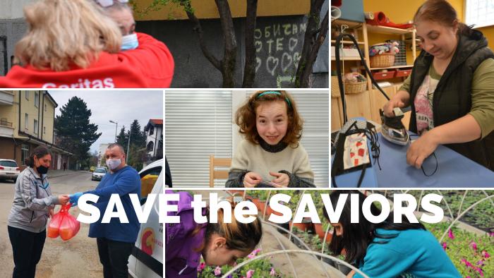 Спаси Спасителите / Save the Saviors
