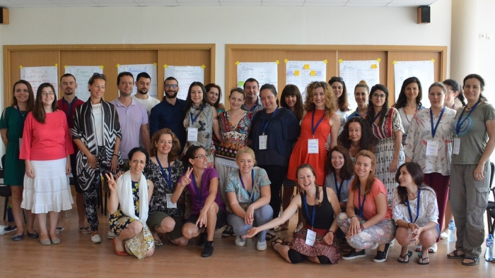 SUMMER SCHOOL FOR NGOs – ARKUTINO 2018