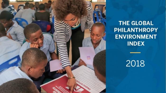 България е включена за първи път в Global Philanthropy Environment Index